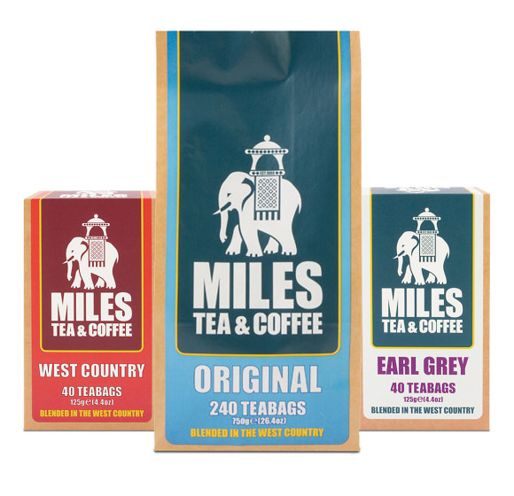 Miles Tea & Coffee