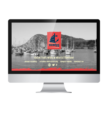 Seadog Foods website